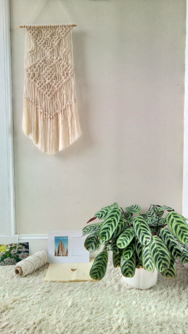 My Macrame Journey