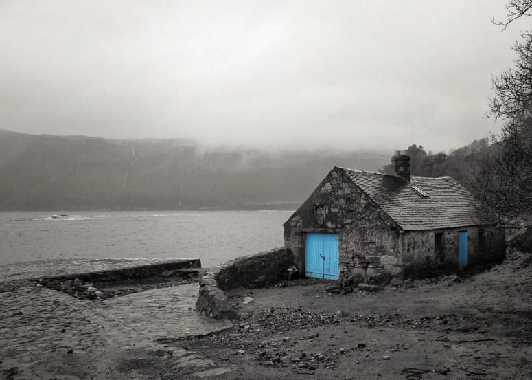 Carsaig Pier, Isle of Mull