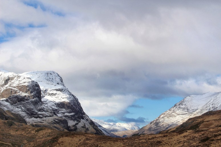 Three Sisters, Glencoe