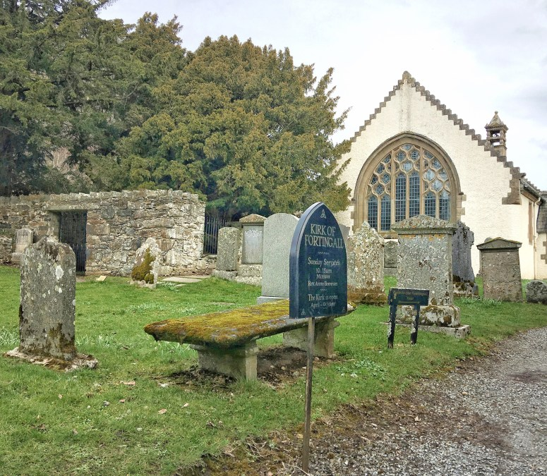 Fortingall Yew