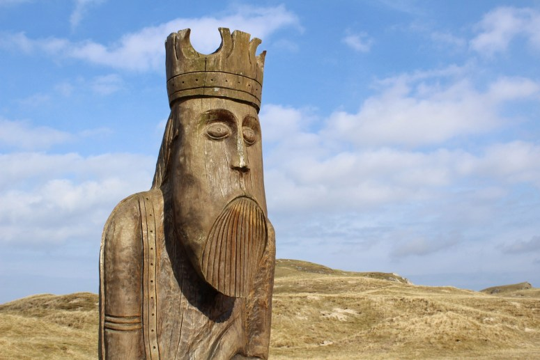 Lewis Chessmen, Uig