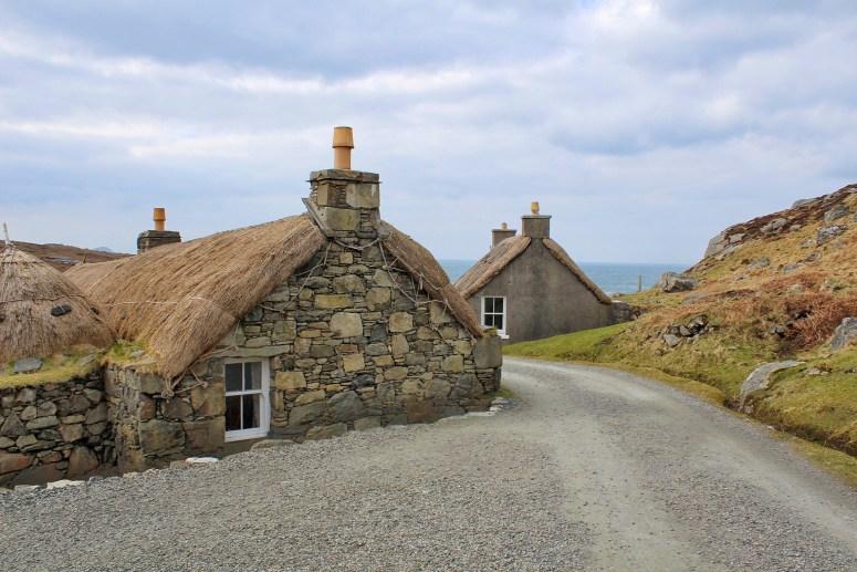 Gearrannan Blackhouse Village