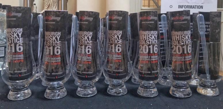 Edinburgh Whisky Solstice
