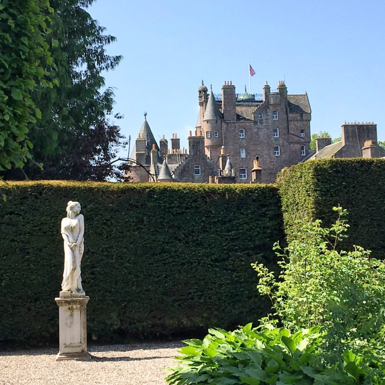 Glamis Castle, Angus
