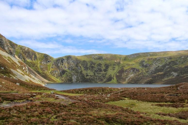 Loch Brandy, Angus Glens