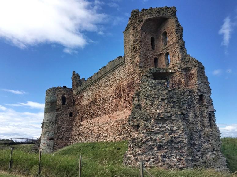 Tantallon Castle, East Lothian