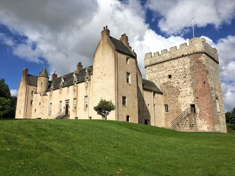 Drum Castle, Aberdeenshire
