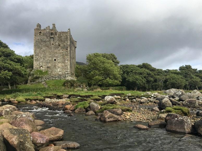 Moy Castle, Mull