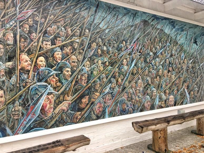 Battle of Bannockburn Visitor Centre