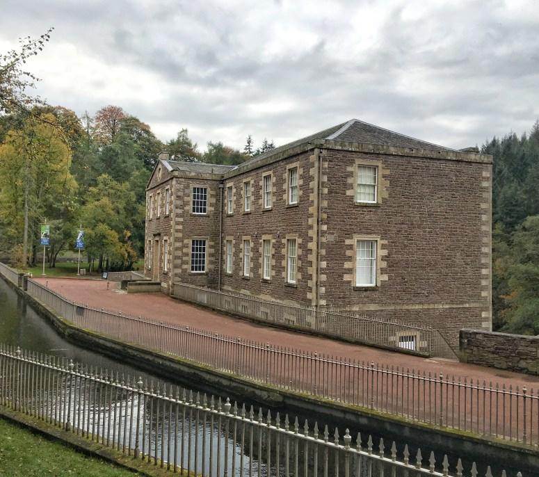New Lanark World Heritage Village