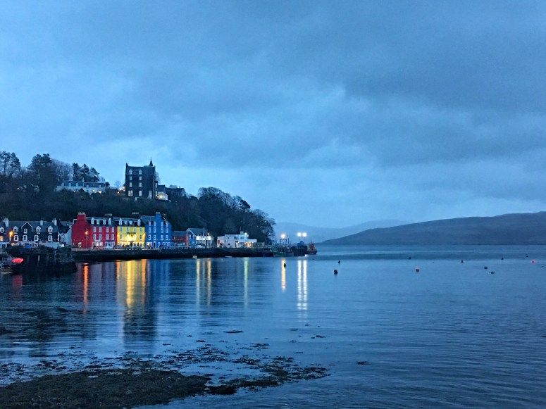 Tobermory twilight