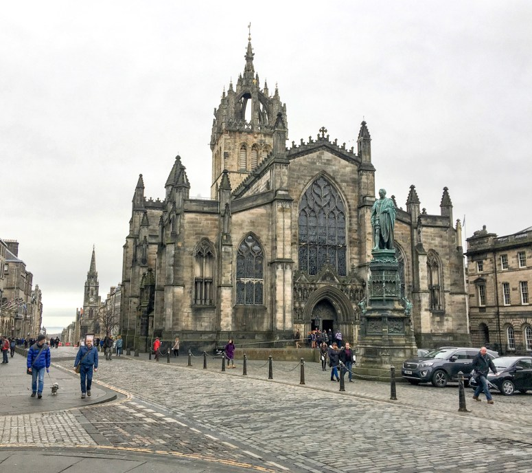 St Gile's Cathedral, Edinburgh