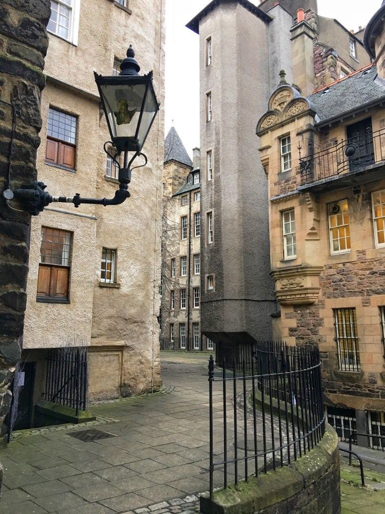 Lady Stair's Close, Edinburgh
