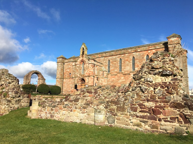 Coldingham Priory, Scottish Borders