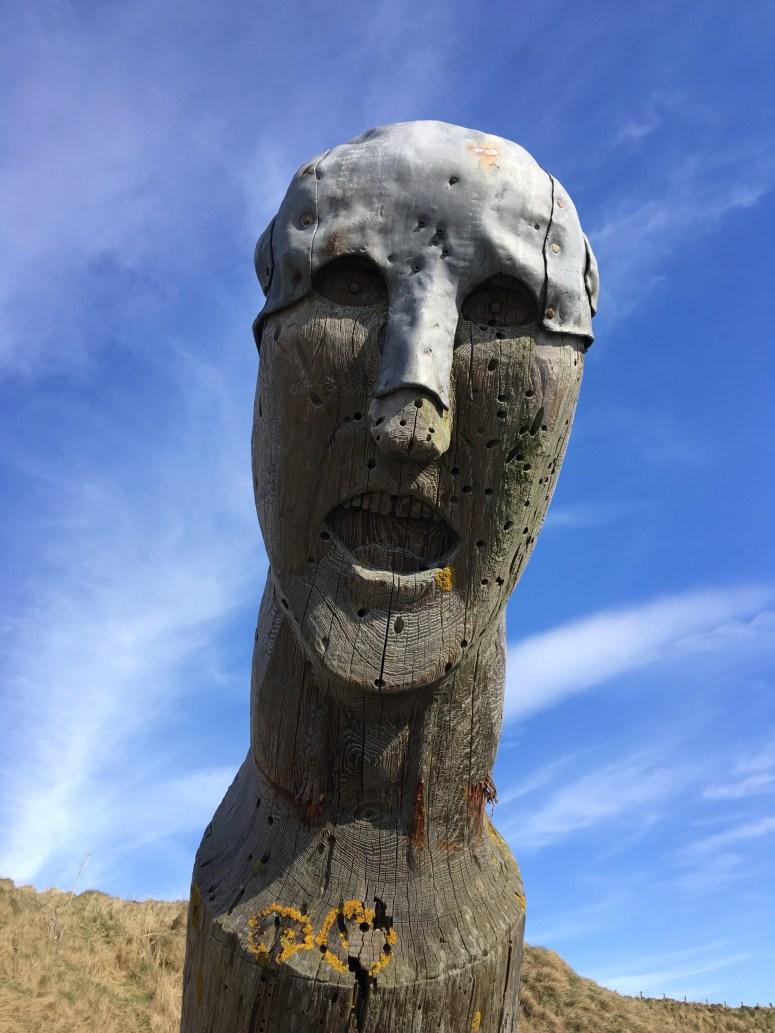 The Viking, Burray