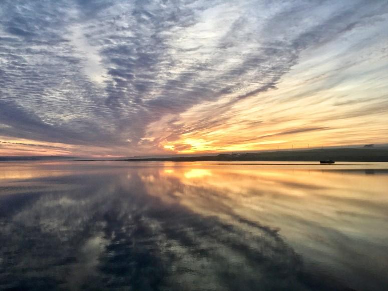 Sunrise, Orkney