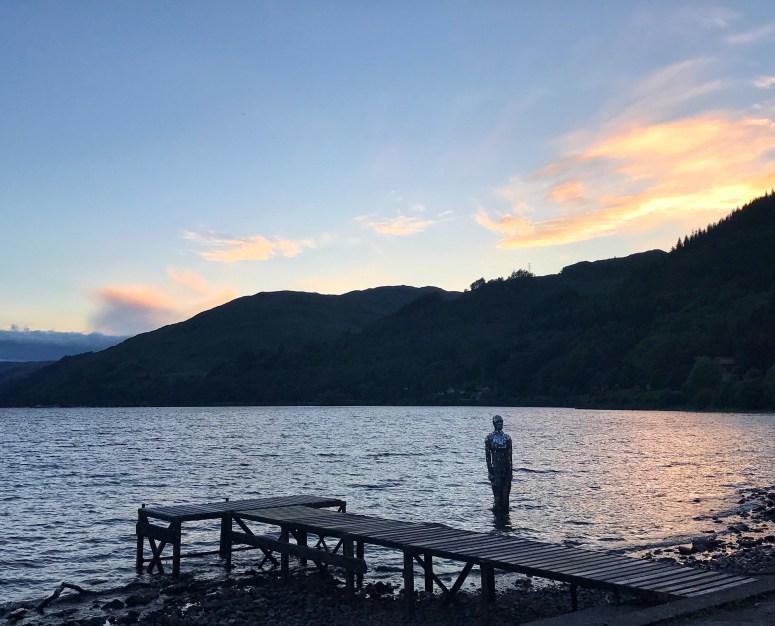 Still, Loch Earn