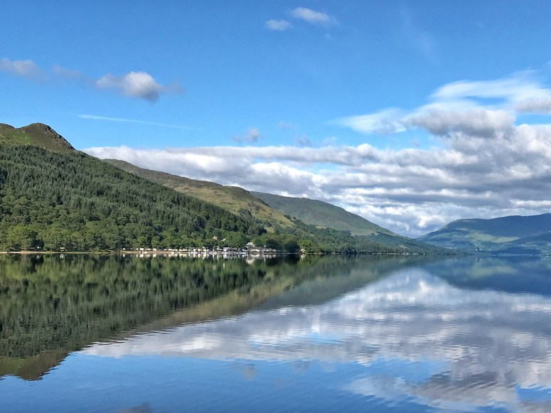 Loch Earn, St Fillans