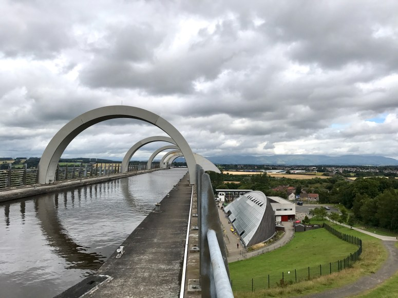 Visit Falkirk, The Falkirk Wheel