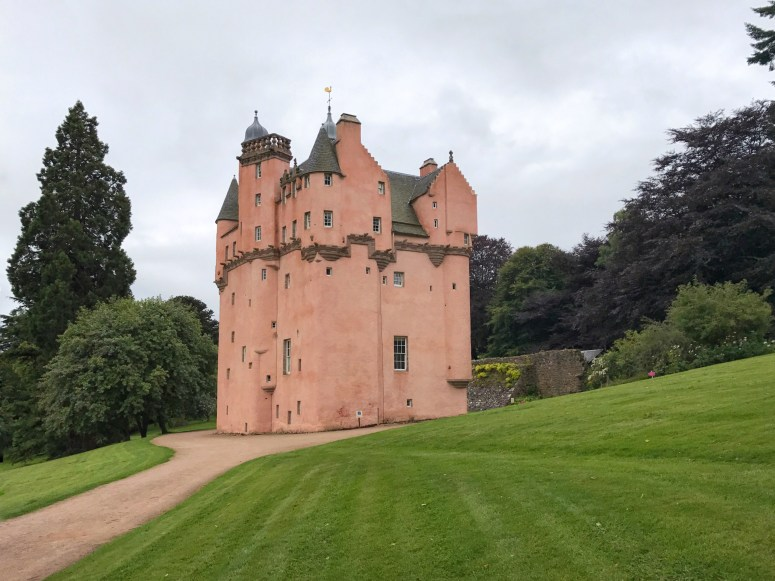 Craigievar, Scotland's Castle Trail