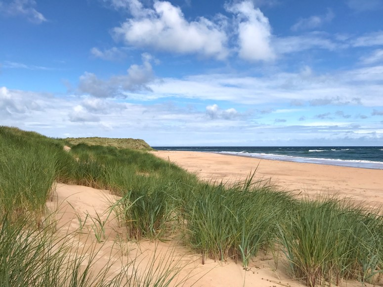Rattray Head, Aberdeenshire Coastal Trail