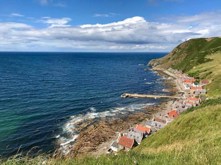 Crovie, Aberdeenshire Coastal Trail