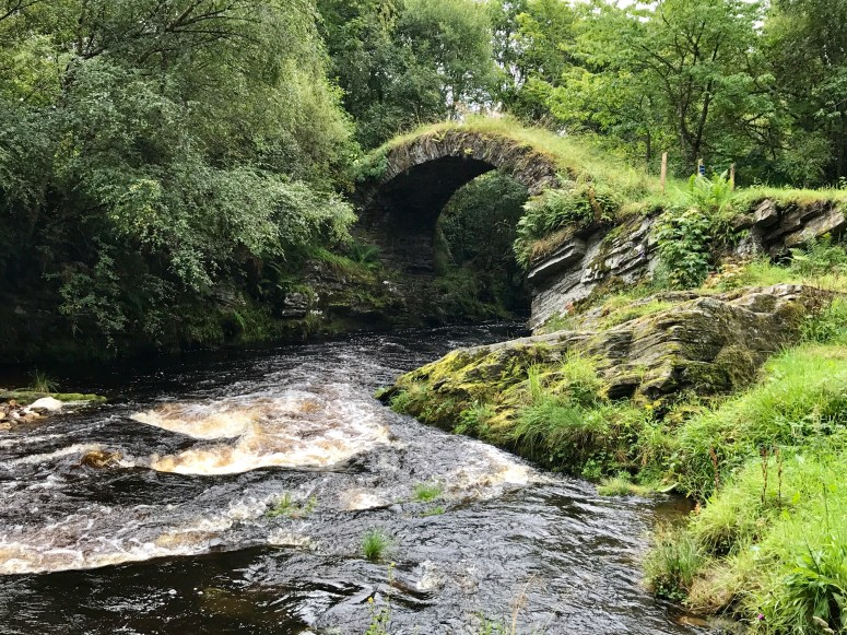Old Bridge of Livet