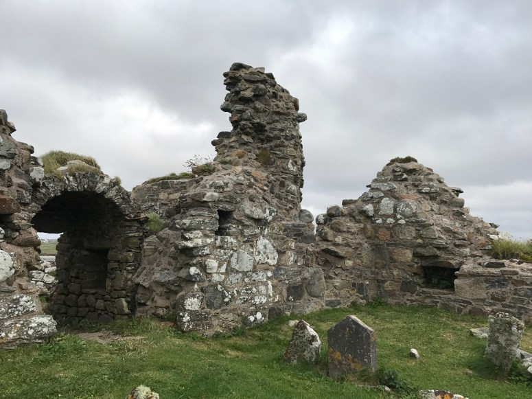 Trinity Temple, North Uist