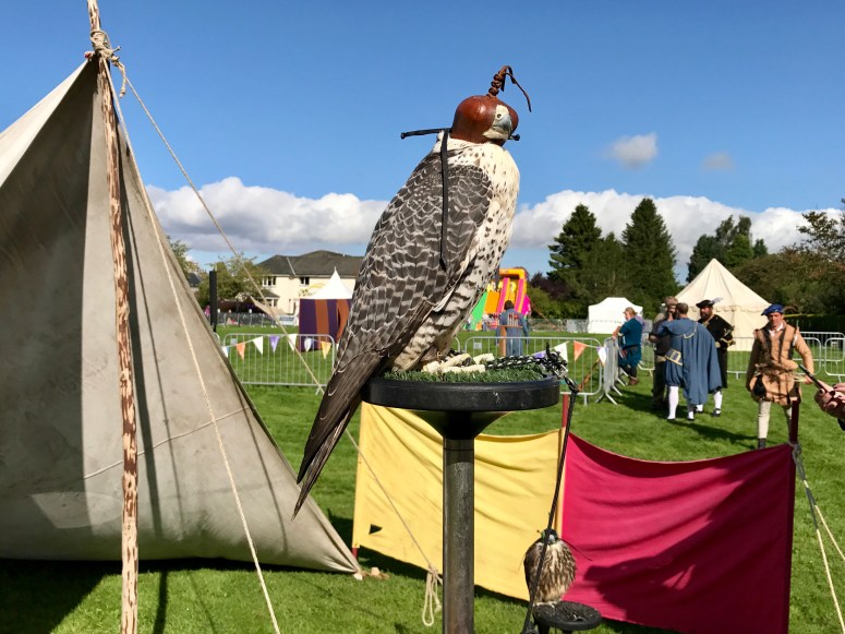 Mary Queen of Scots Festival