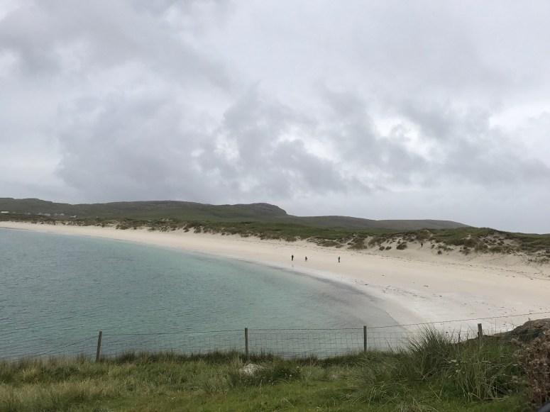 Beach Vatersay
