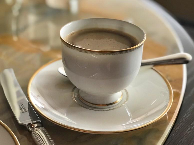 Afternoon tea at Gleneagles