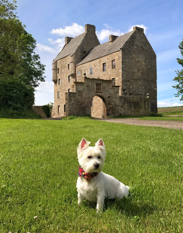 The real Lallybroch, Outlander
