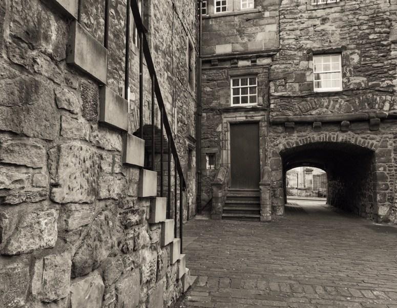Outlander filming locations Edinburgh