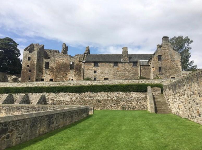 Outlander filming locations