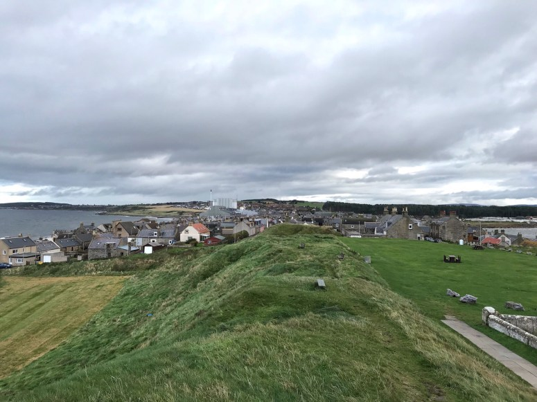 Burghead Fort