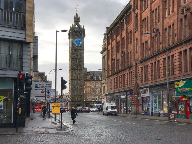 Tolbooth Steeple, Glasgow