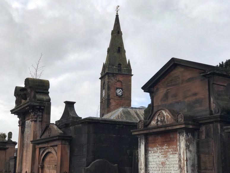 St Michael's Churchyard, Dumfries