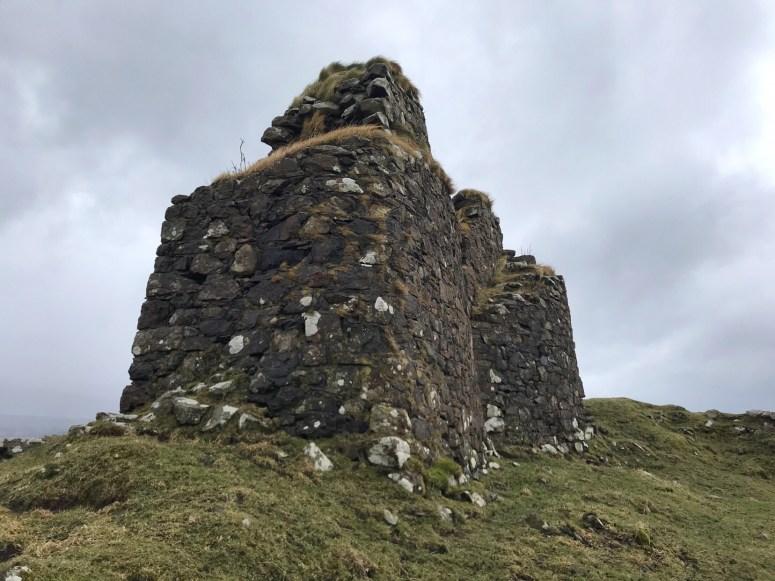 Old Ardtornish Castle, Morvern