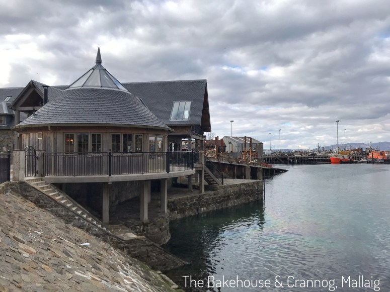 The Bakehouse & Crannog, Mallaig