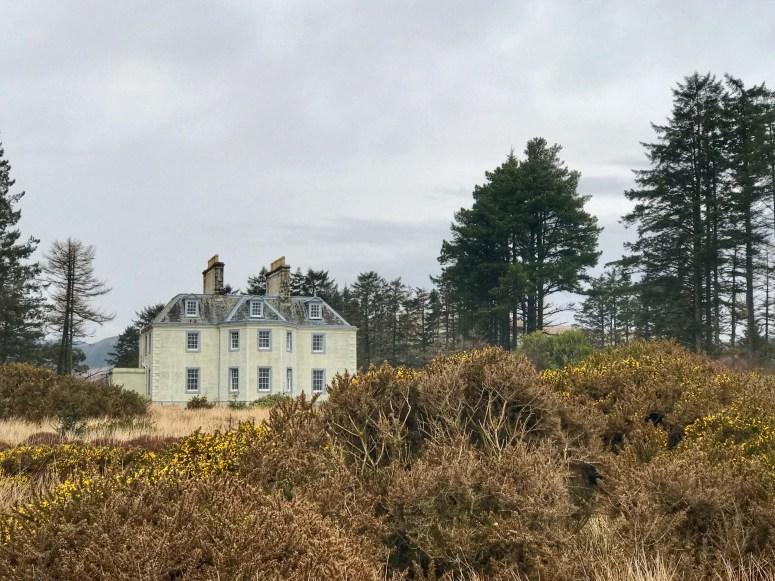 Saddell House, Kintyre Peninsula
