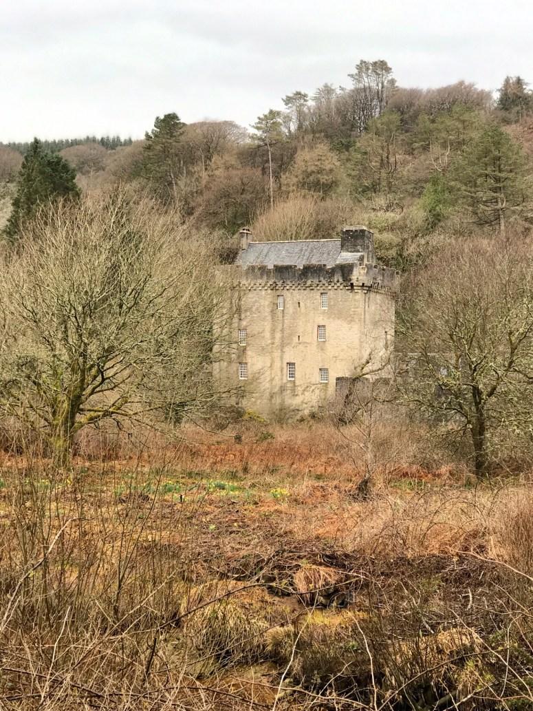 Saddell Castle, Kintyre Peninsula