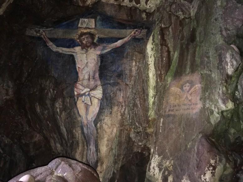 Crucifixion Cave, Davaar Island