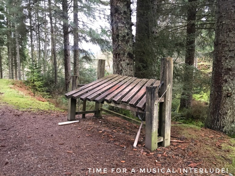 Three Lochs Forest Drive, Trossachs