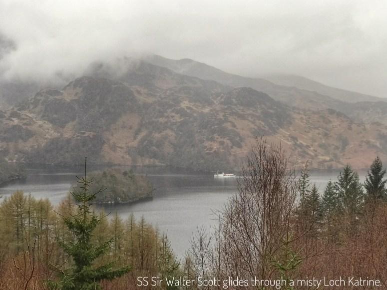 Primrose Hill, Loch Katrine