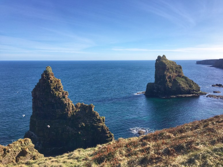 Stacks of Duncansby, Caithness