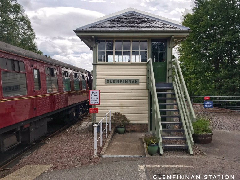 Glenfinnan Station