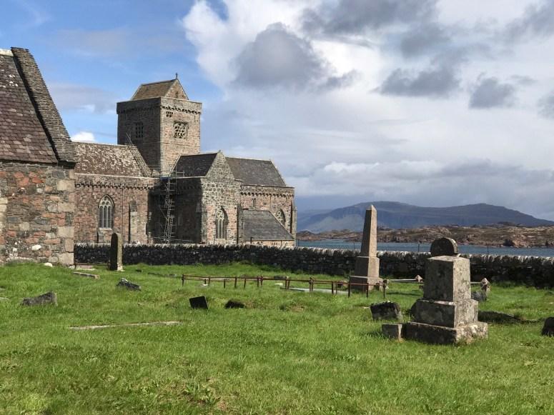 Iona Abbey, Isle of Iona