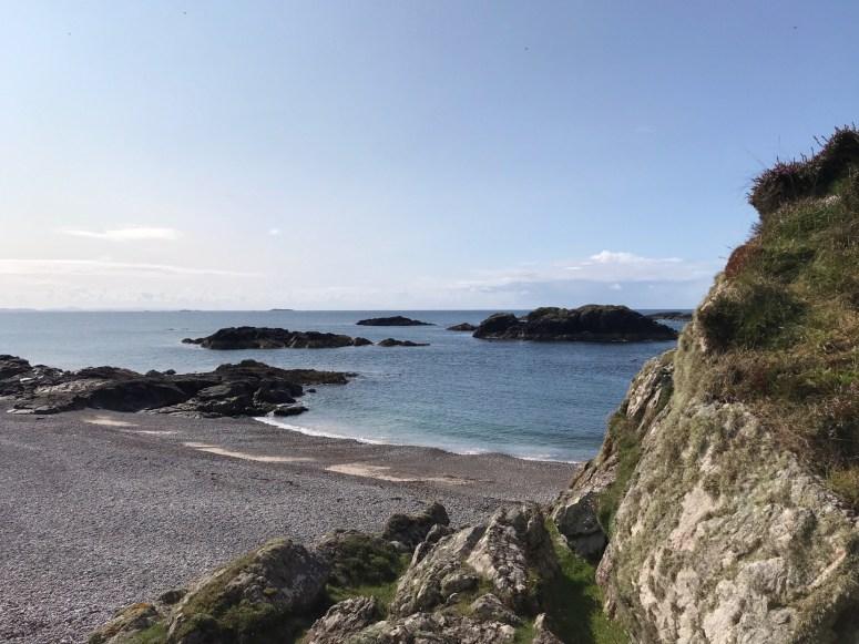 St Columba's Bay, Isle of Iona