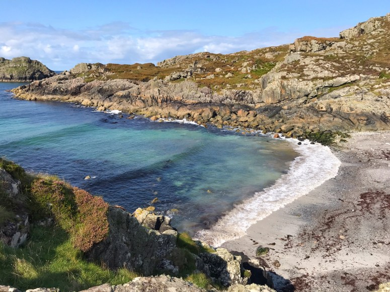 St Columba's Bay, Isle of Iona