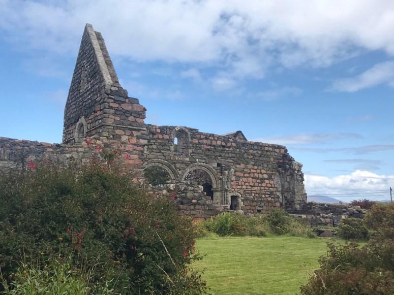 Nunnery, Isle of Iona